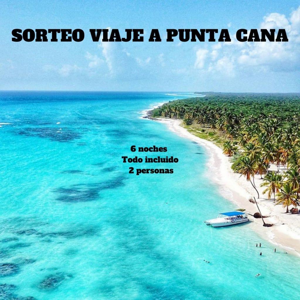 SORTEO VIAJE A PUNTA CANA - Sorteo Viaje a Punta Cana