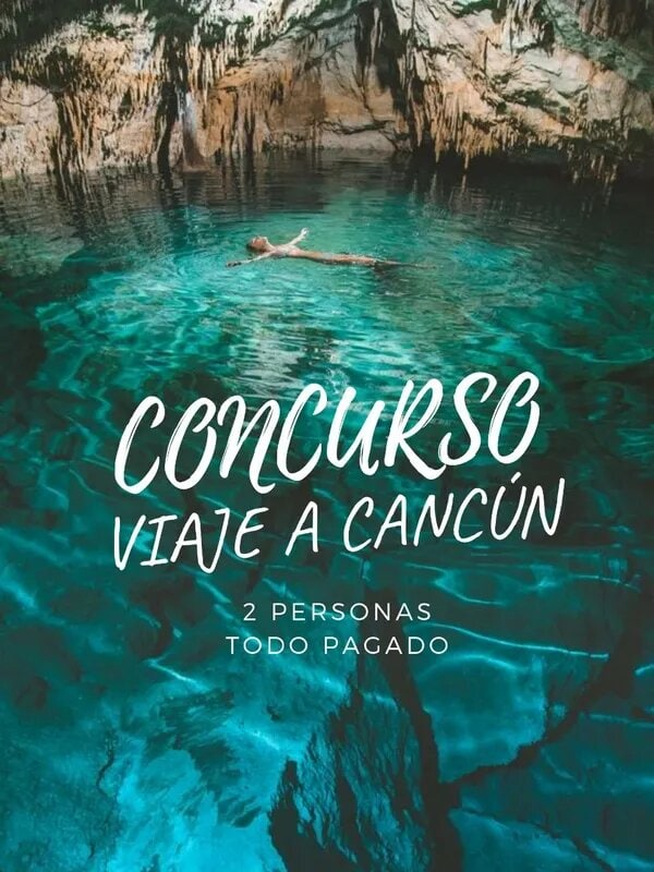 CONCURSO VIAJE A CANCÚN - Concurso viaje a Cancún
