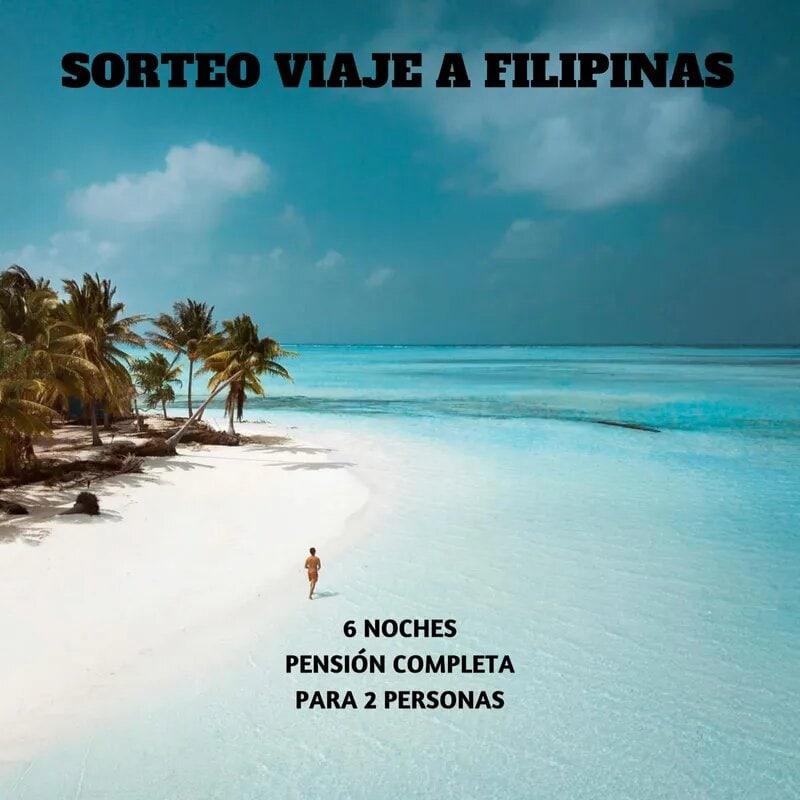SORTEO VIAJE A PHILIPINAS - Sorteo viaje a Filipinas