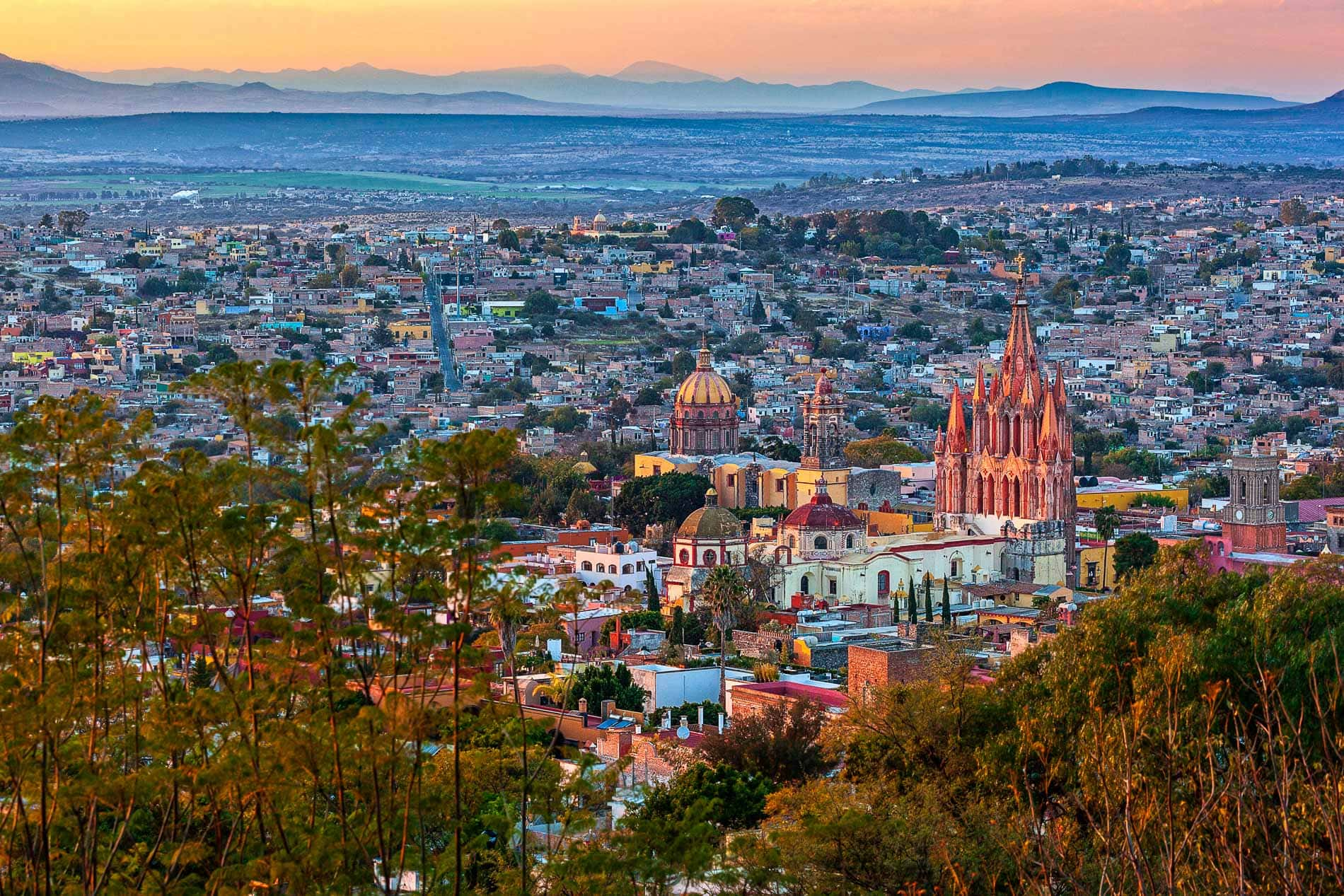 Vista Panorámica de San Miguel Allende