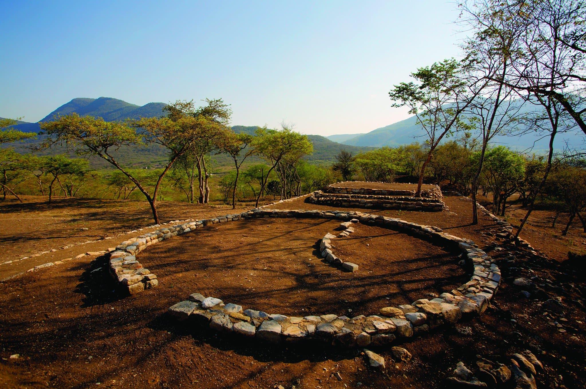 Zona Arqueológica Tancama, Querétaro