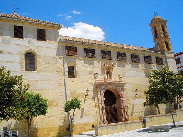 Convento Santa Catalina de Siena, Antequena