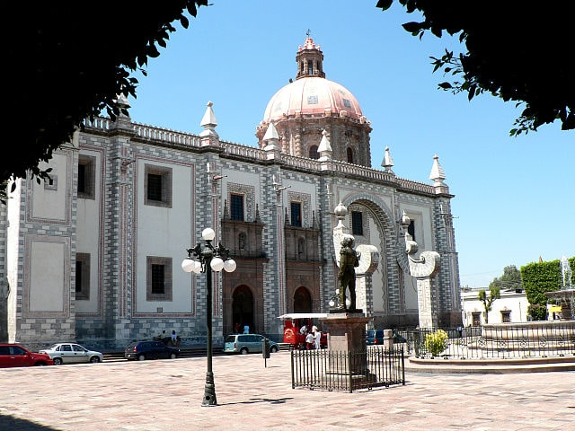 Templo de Santa Rosa de Viterbo