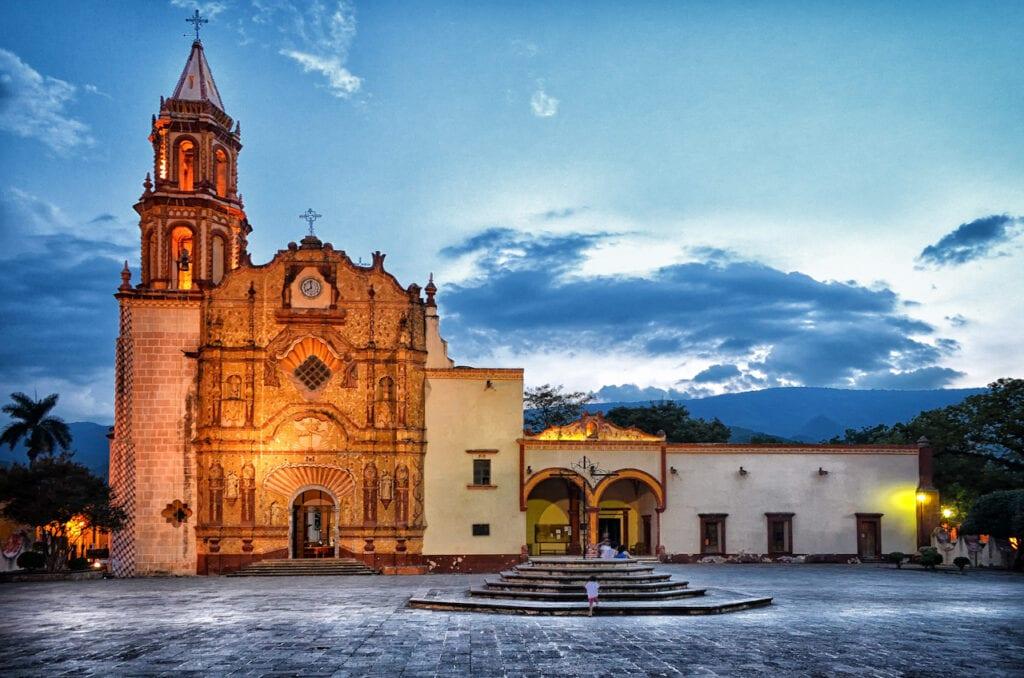 Misión Santiago de Jalpán