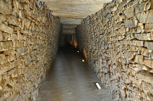 Tholos de El Romeral, uno de los famosos Dólmenes de Antequera
