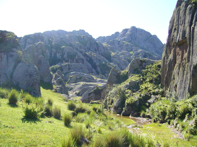 Valle de Los Lisos, Los Gigantes