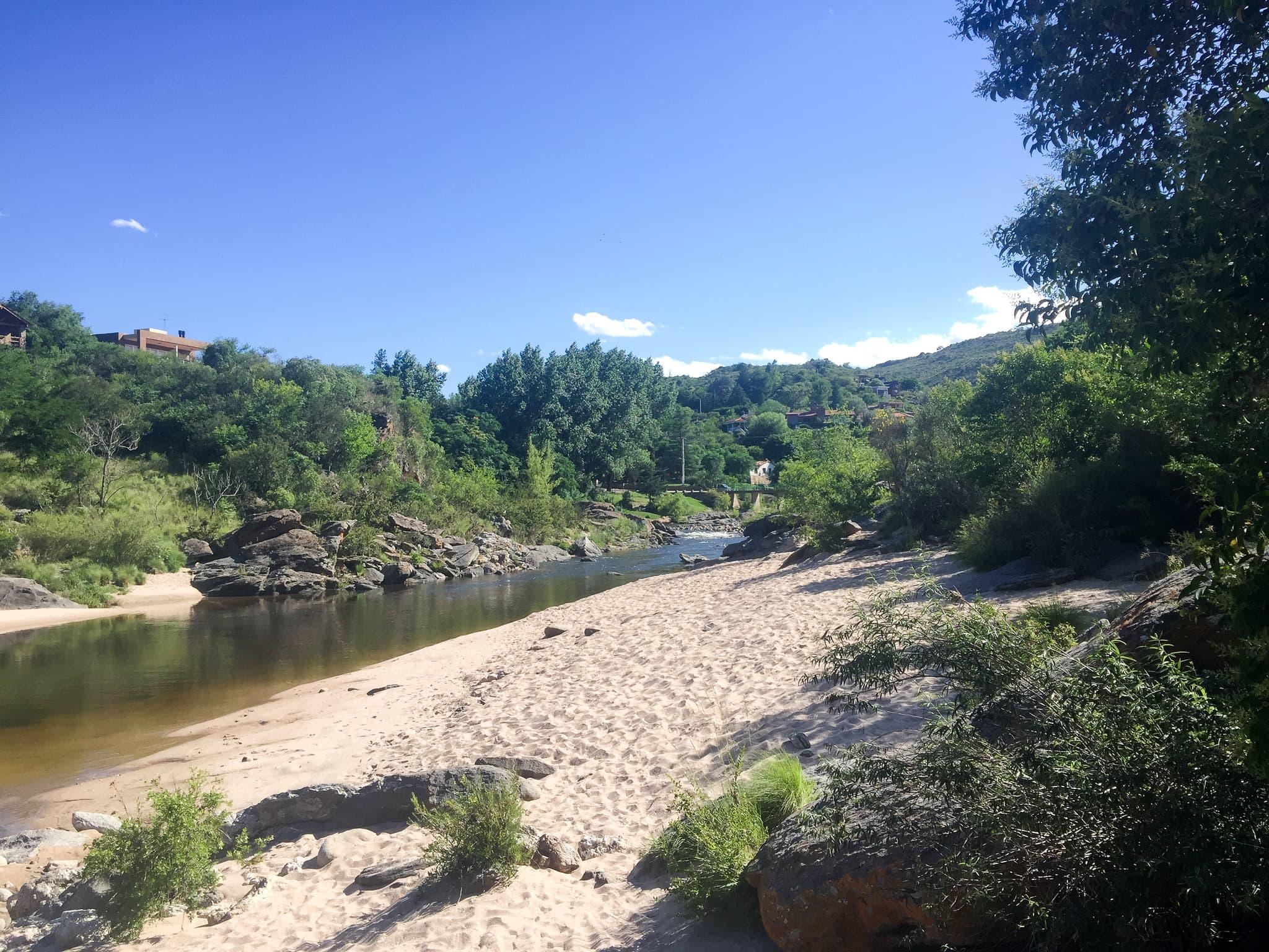 Ríos de Córdoba, Cuesta Blanca