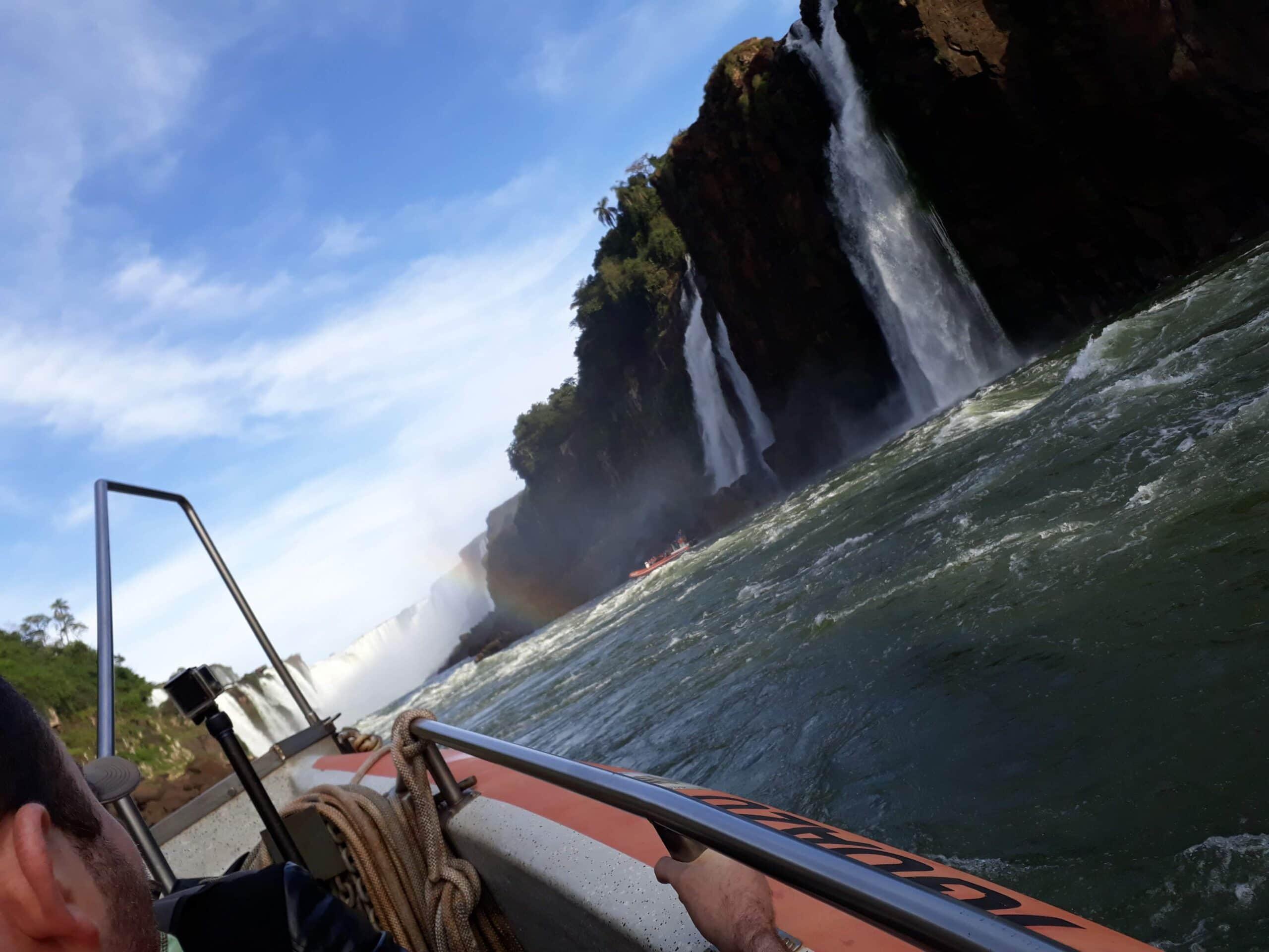 Paseo en bote