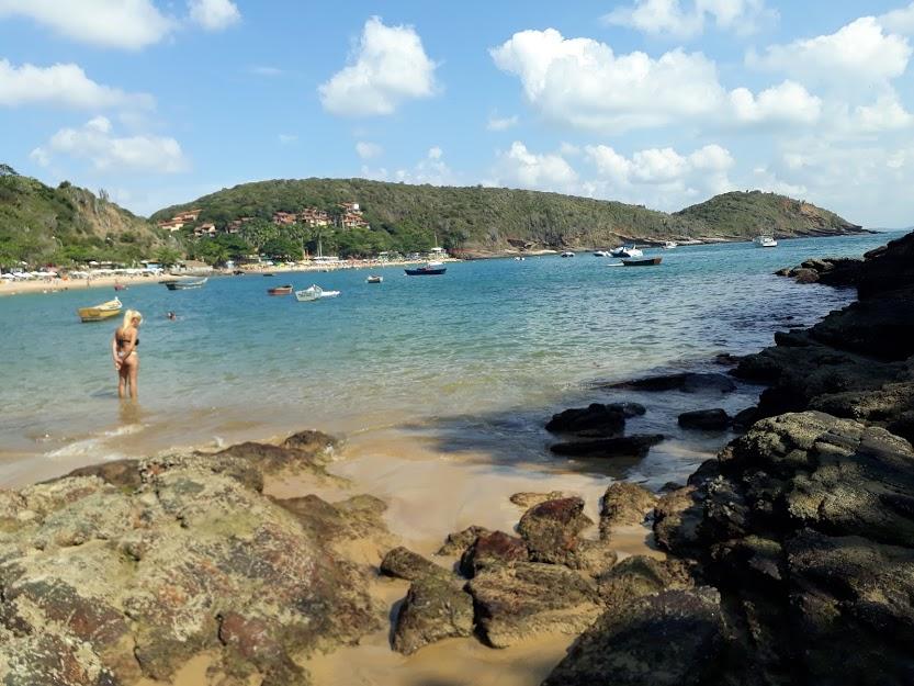 Búzios, playa