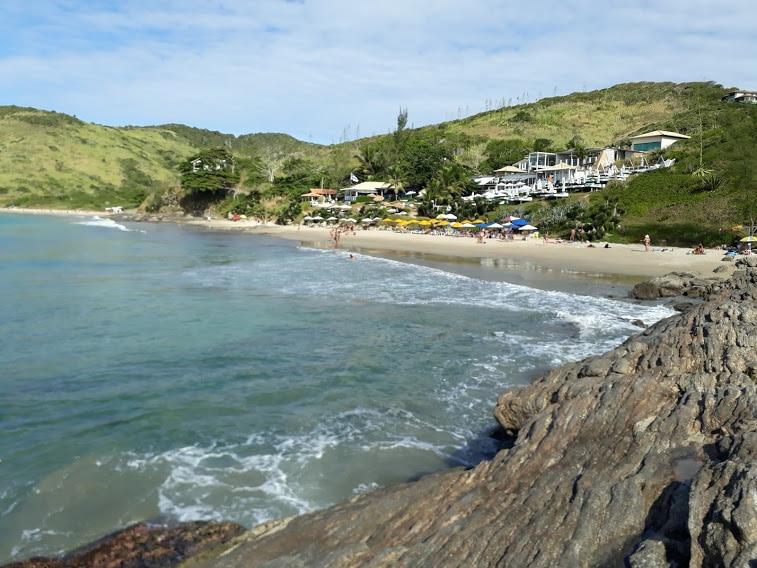 Panorámica de Praia Brava