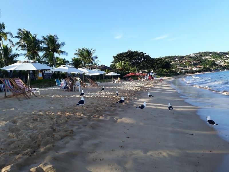 Praia da Ferradura, Búzios