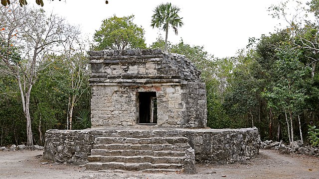 San Gervasio, Isla de Cozumel