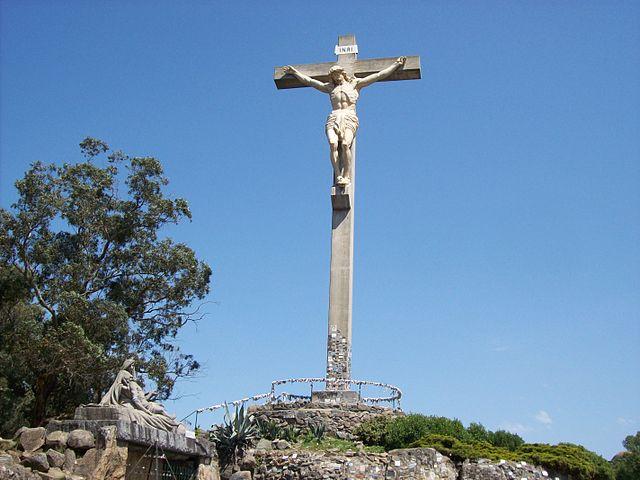 Monte Calvario, Tandil