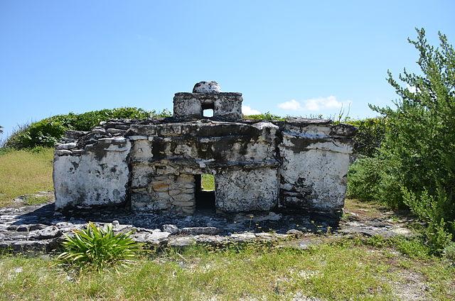 Tumba de Caracol, Isla de Cozumel