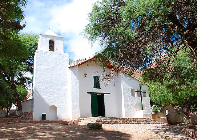 Iglesia Santa Rosa de Lima, Purmamarca