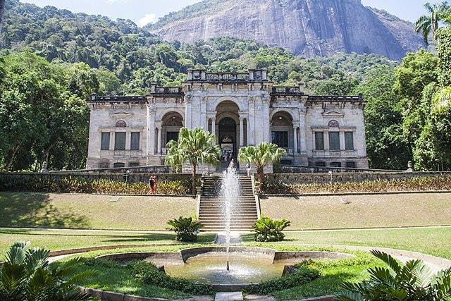 Parque Lage, Río de Janeiro