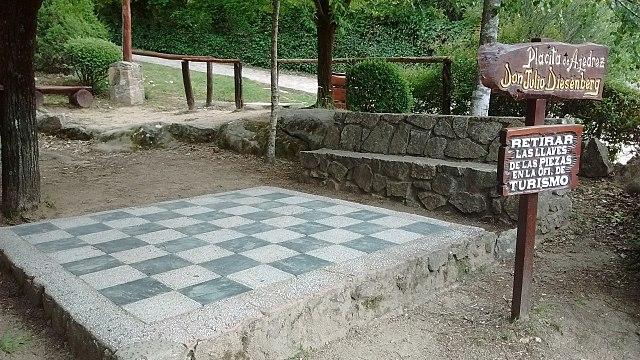 Plaza de Ajedrez