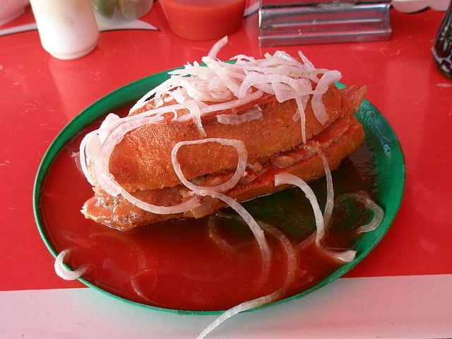 Torta ahogada, Guadalajara