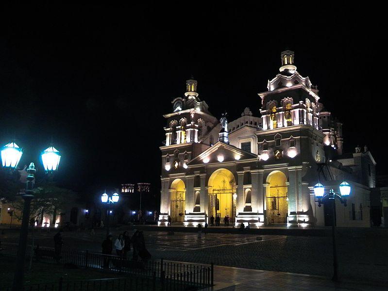 Catedral de Córdoba. Argentina