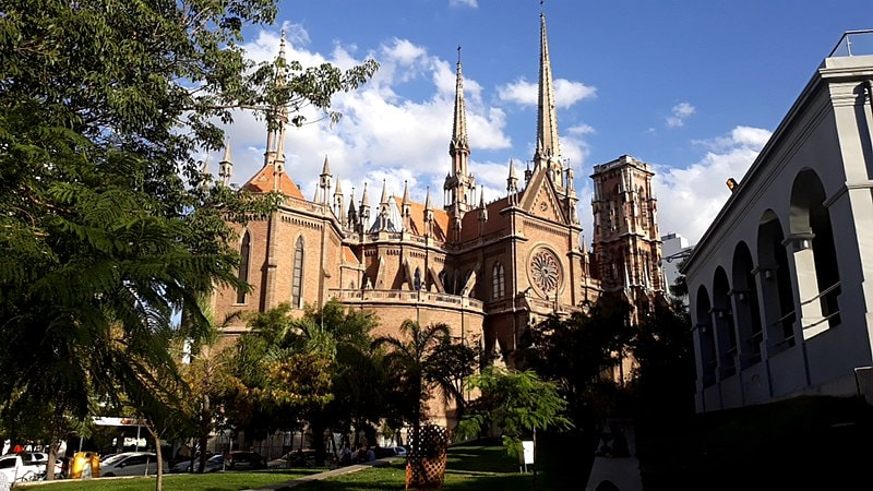 Iglesia de Los Capuchinos, Córdoba