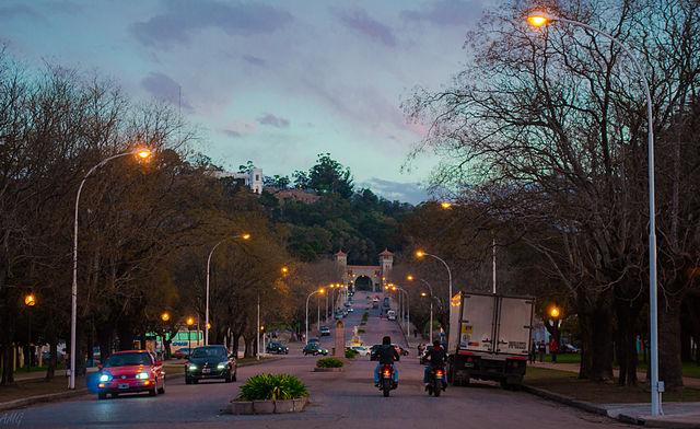 Parque Independencia, Tandil