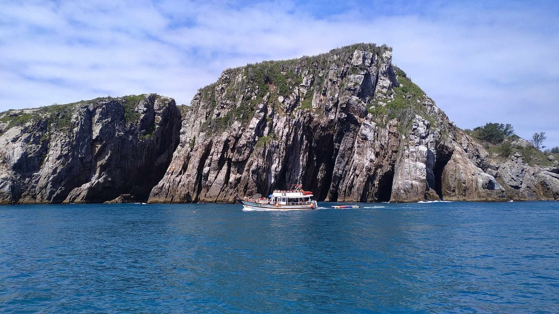 Barcos, Arraial