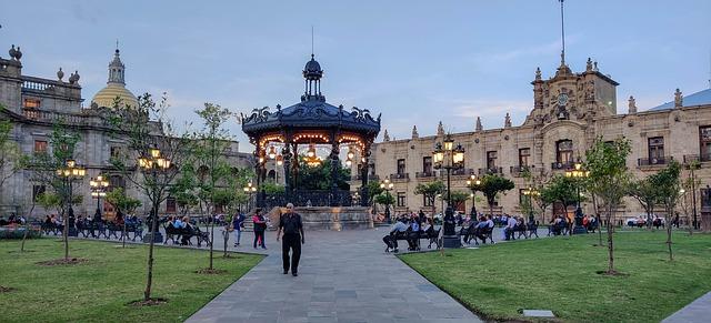 Plaza de las Armas, Guadalajara