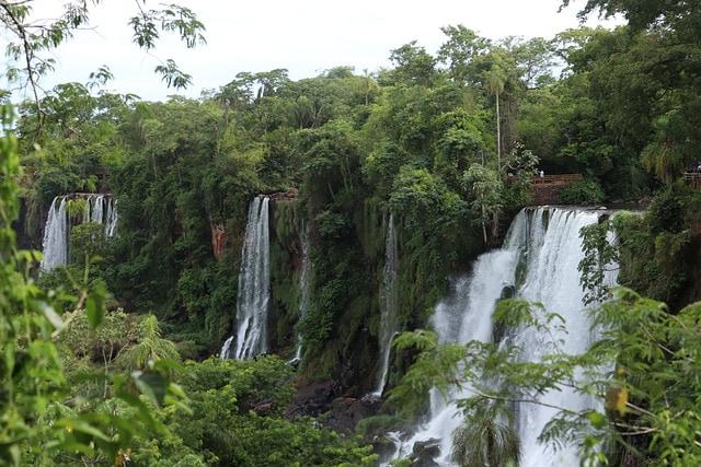 Circuito inferior, Cataratas del Iguazú