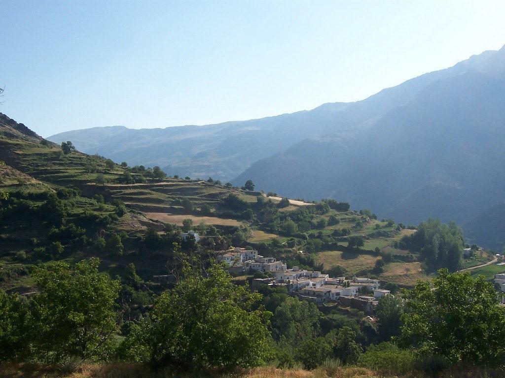 Trevélez, pueblos más bonitos de Granada