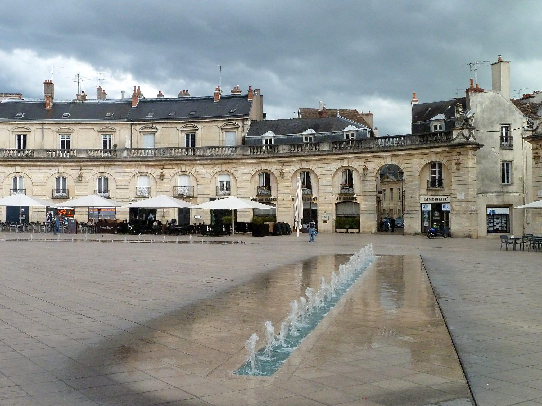 qué ver en Dijon