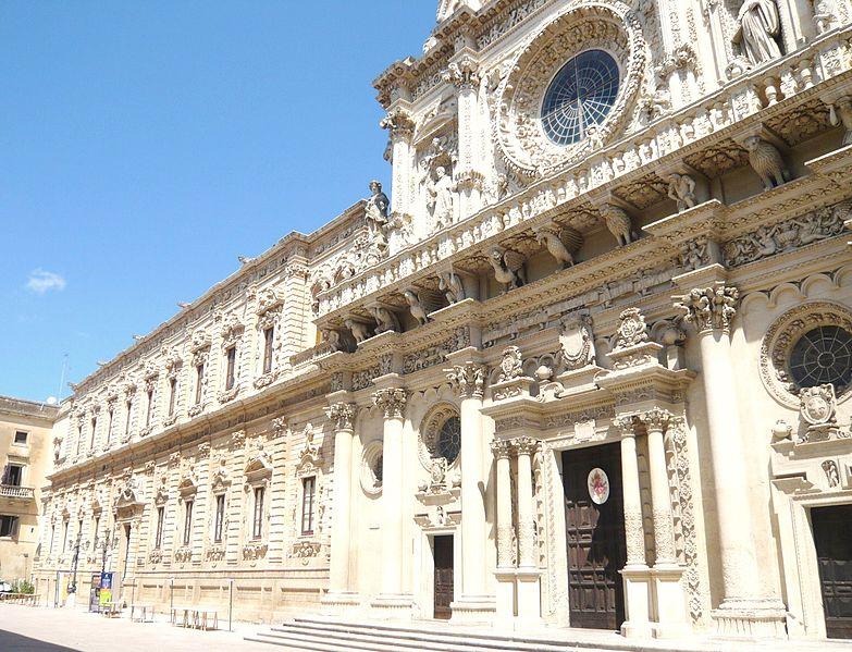 Basílica de Santa Croce, qué ver en Lecce