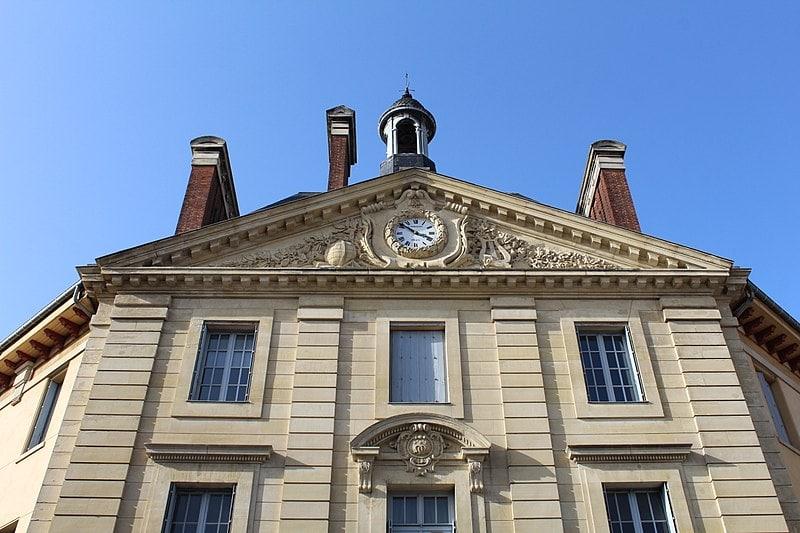Convento de las Ursulinas, Meaux