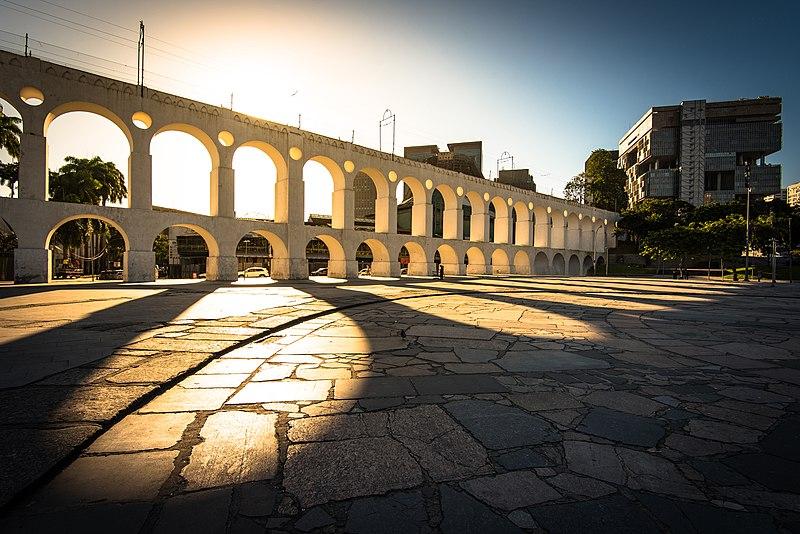 Arcos de Lapa, Río de Janeiro