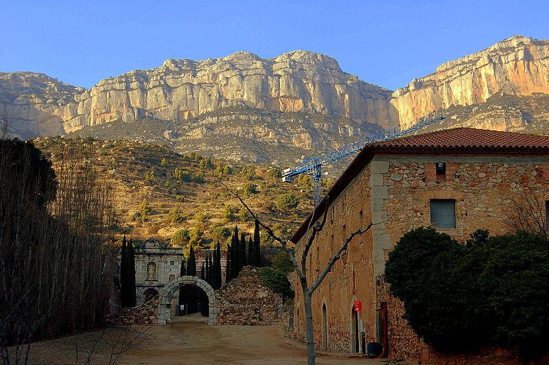Cartuja de Escaladei, Cambrils, los pueblos más bonitos de Tarragona