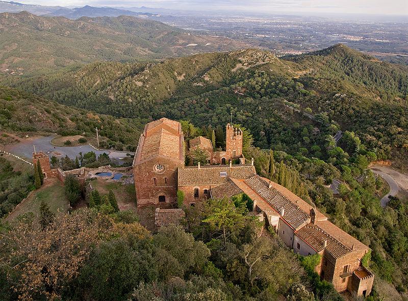 castillo-monasterio de Sant Miquel d'Escornalbou