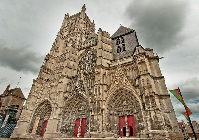 Catedral de Saint-Étienne de Meaux