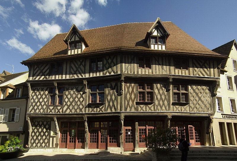 Maison du Saumon, Chartres