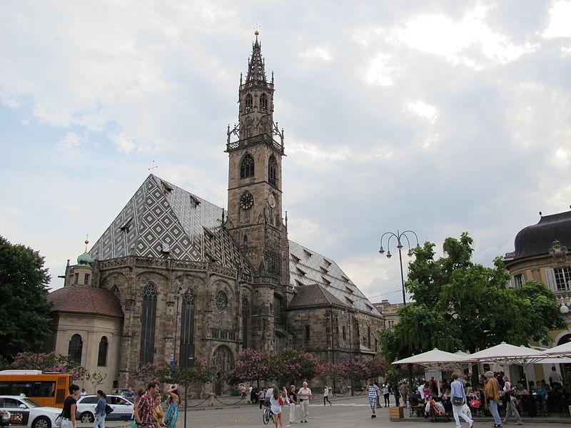 Santa María Asunta, Bolzano