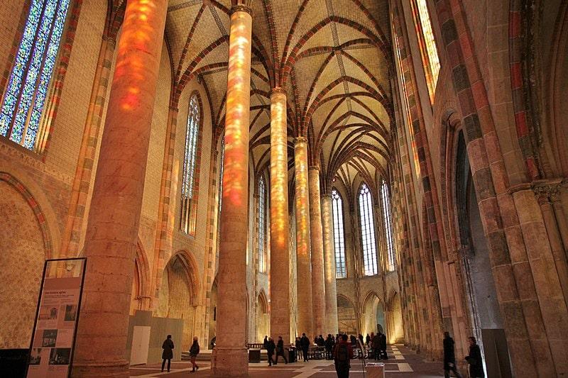 Convento de los Jacobinos, Toulouse