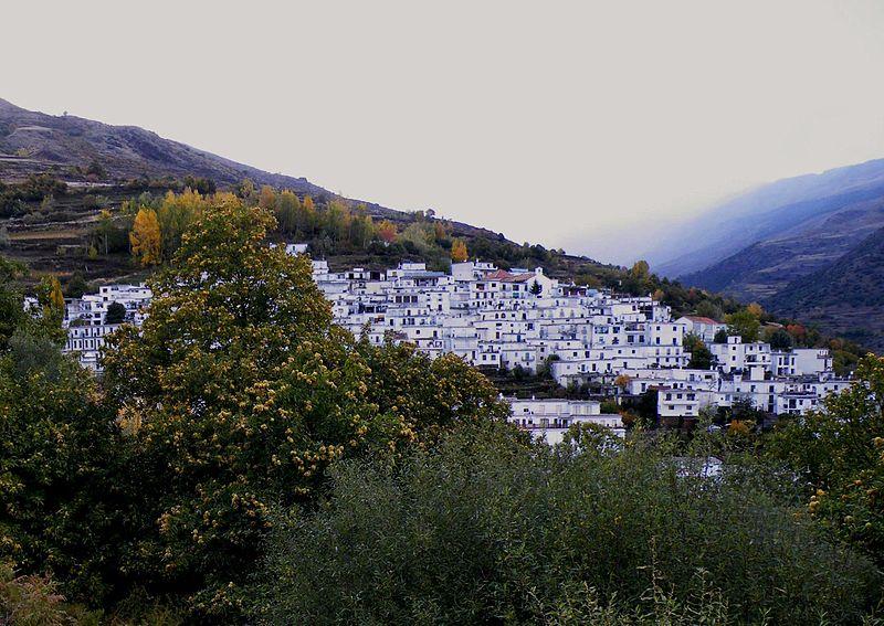 Trevélez, los pueblos más bonitos de Granada