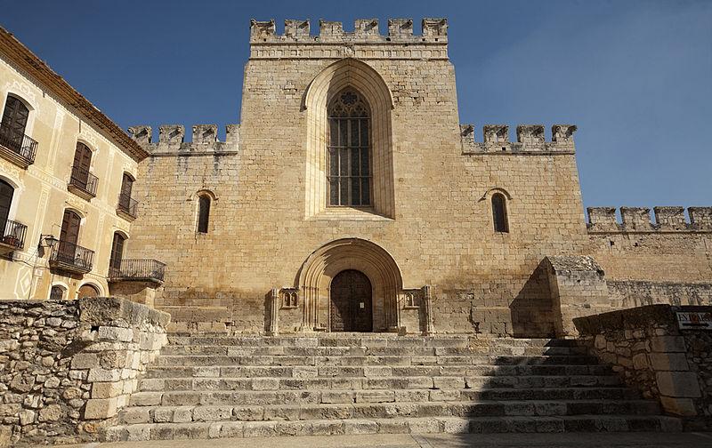 Real Monasterio de Santa María de Santes Creus, Tarragona