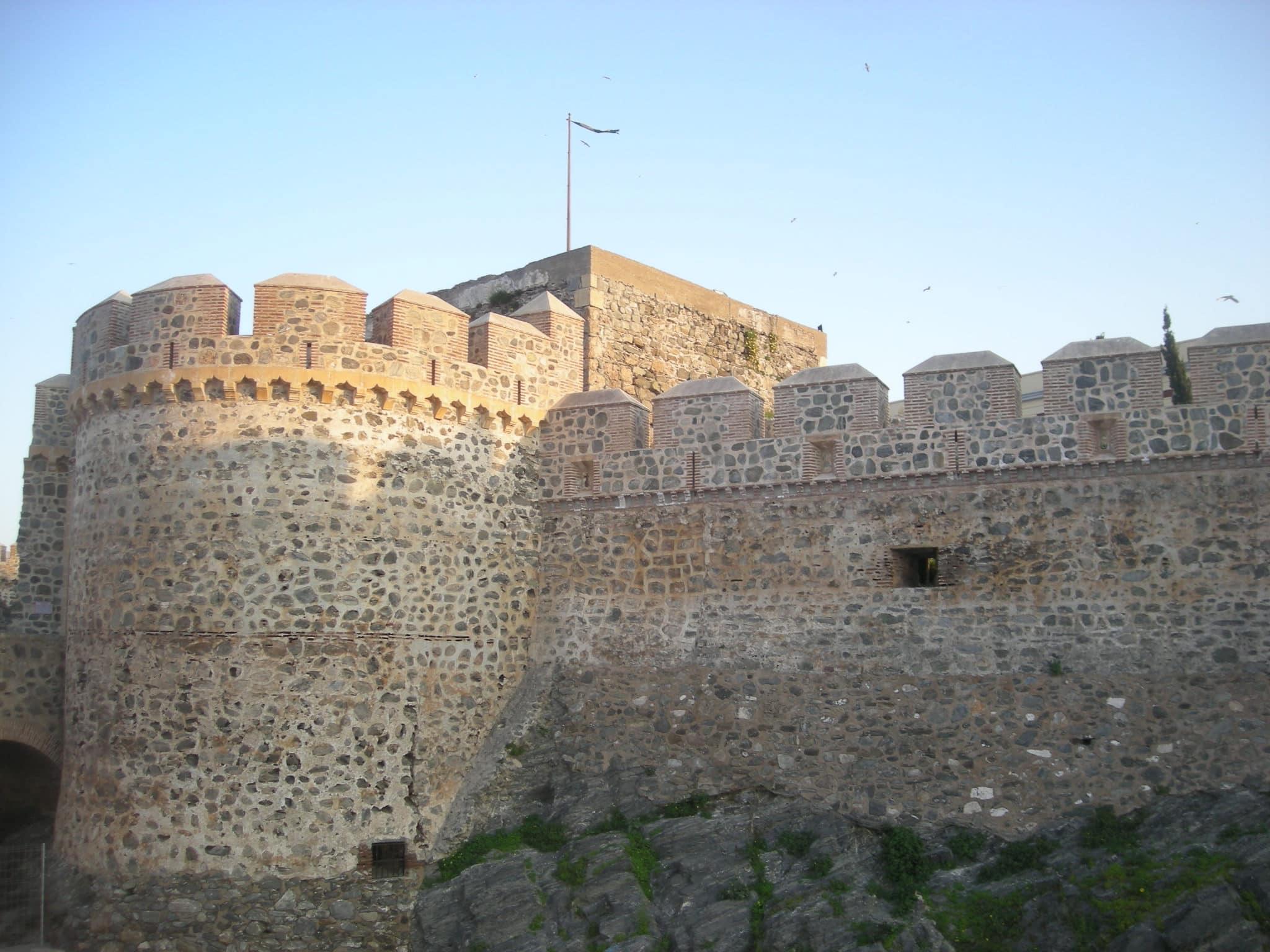 Castillo de San Miguel, Almuñécar