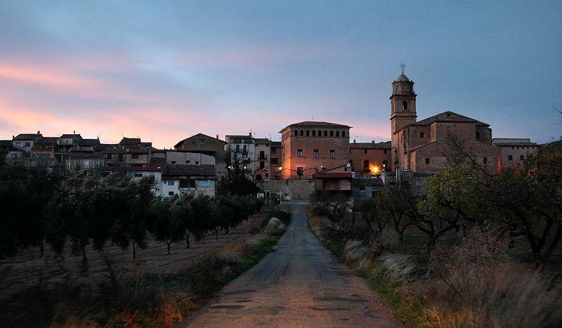 Arnes, los pueblos más bonitos de Tarragona