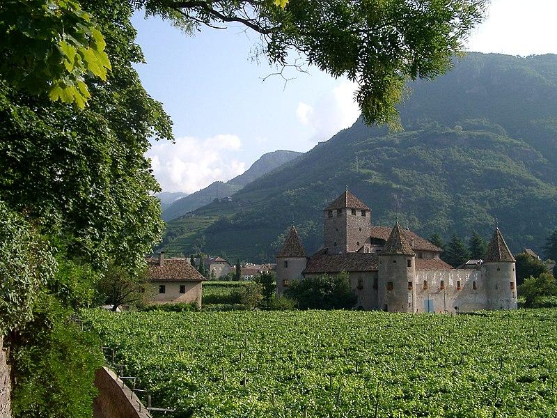 Castel Mareccio,Bolzano