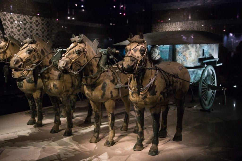 museo de los Guerreros de Terracota en xian