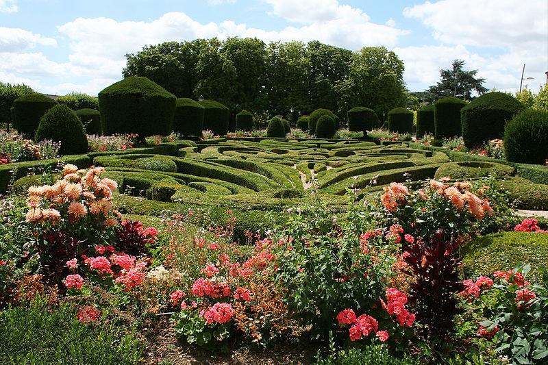 Jardín de l'Évêché