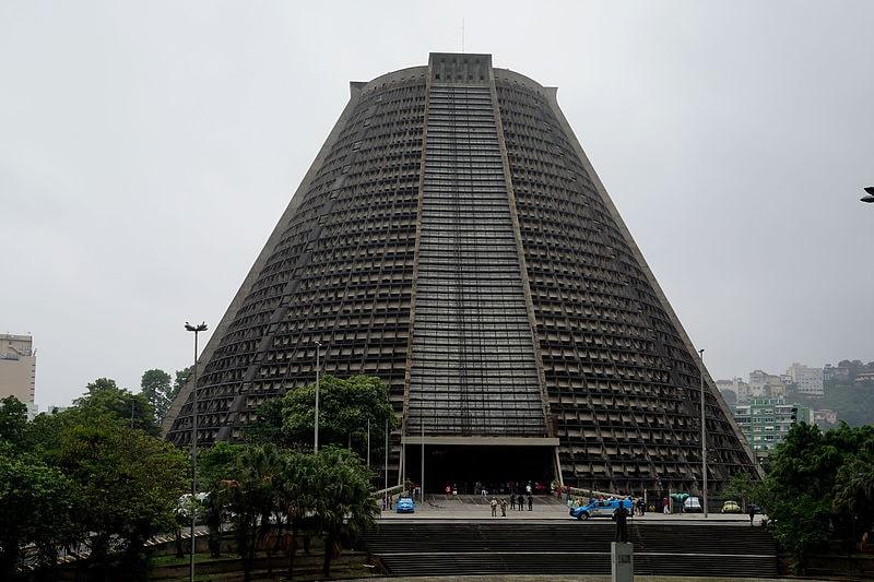 Catedral Metropolitana, Río de Janeiro
