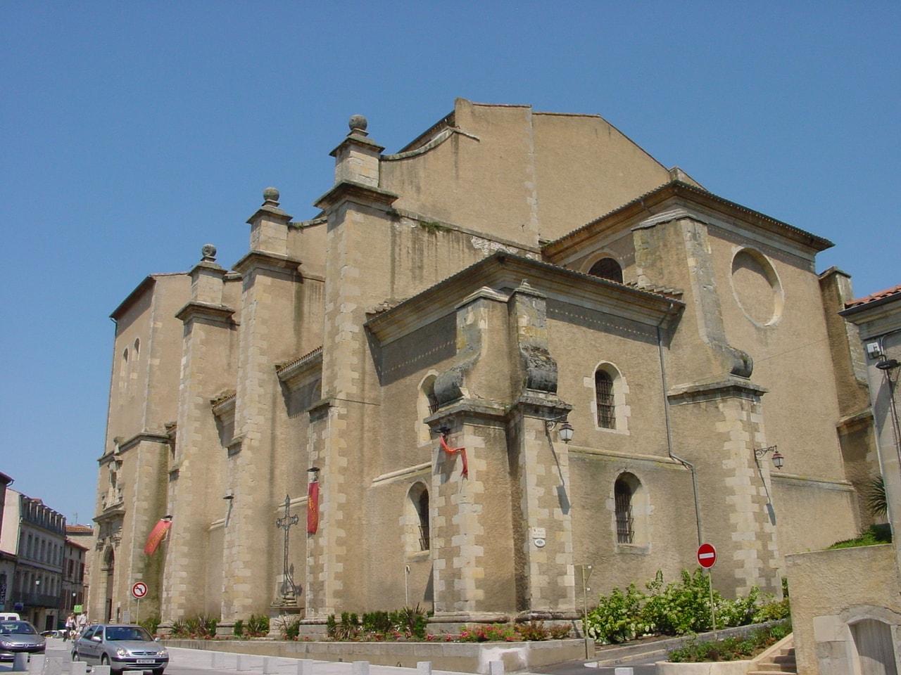 Catedral de Saint-Benoît