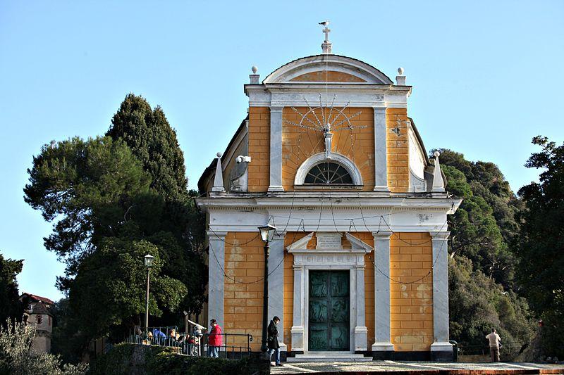 Chiesa di San Giorgio, Portofino