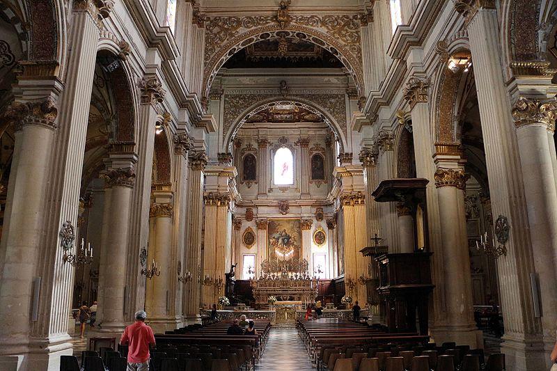Catedral de Santa María Asunta, Lecce